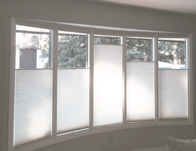Cellular Shades Sheila S Window Toppers And More Ltd