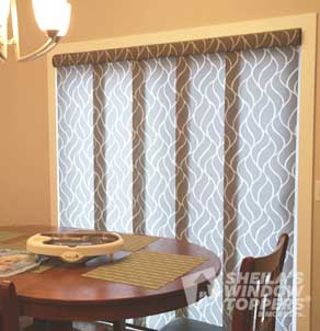 Hunter Douglas Skyline Roller Shade Calgary Nw For